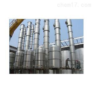 緊急回收食品廠四效降膜钛材蒸發器圖片