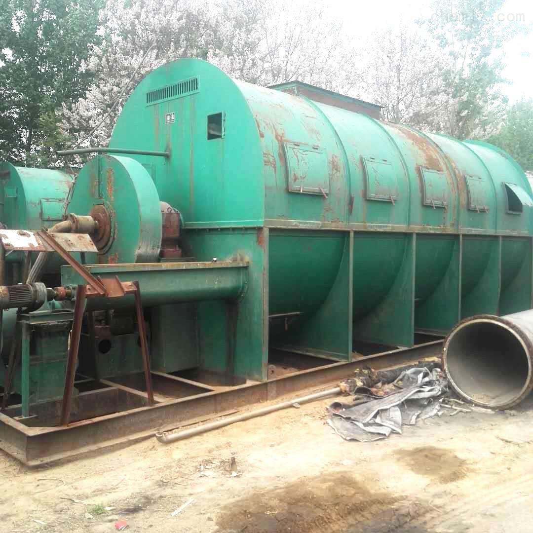 八成新250平方二手管束干燥机盐城工厂转让