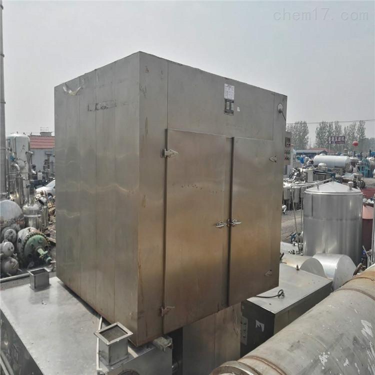 直销两门四车96盘CT系列二手热风循环烘箱