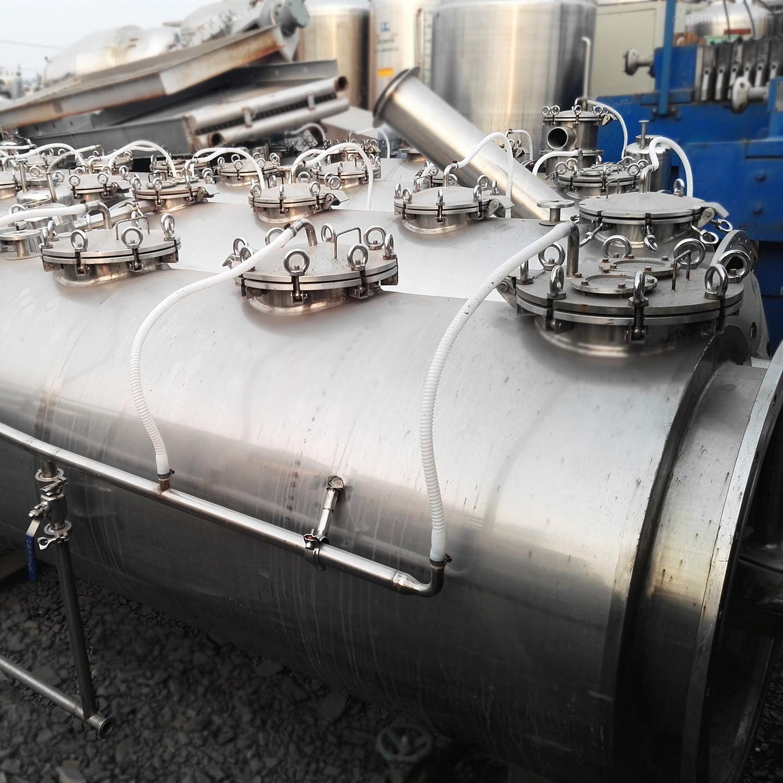 转让金百特制造7665升管道式逆流提取机