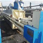 回收污泥脱水压滤机