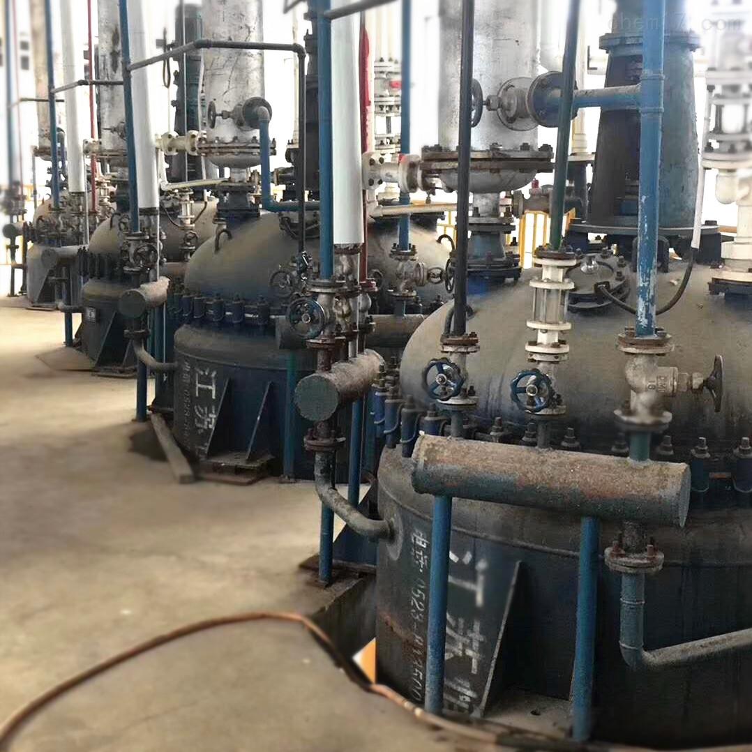 化工厂8立方8000升二手搪瓷反应釜卖废铁