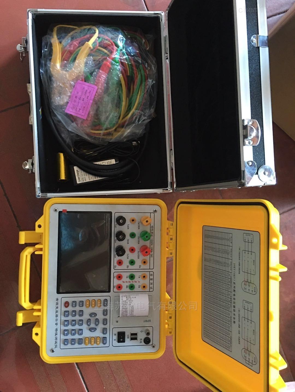 带温度补偿变压器空负载测试仪