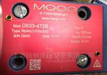 MOOG维修伺服阀D661-4636
