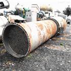 300平方二手钛材质列管冷凝器保养方式