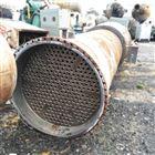转让240平方钛材质列管冷凝器定金