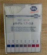德国MN 92190无渗漏pH测试条应用恩慈代理