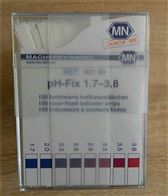92190德国MN 92190无渗漏pH测试条应用恩慈代理