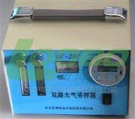 QC-2BI双气路大气采样器无