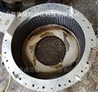 西门子水冷电机线圈接地维修
