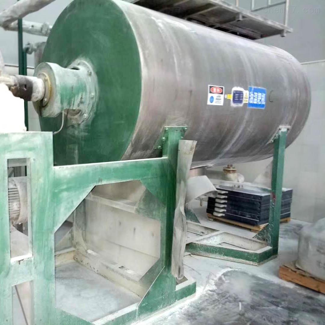 工厂6300升PZG6300型二手真空耙式干燥机