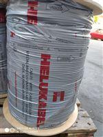 和柔柔性PVC控制电缆JZ-750柔性,数字编码,750 V,带米标