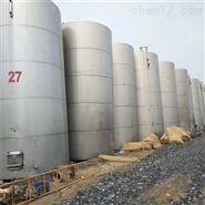 二手55吨不锈钢储罐报价