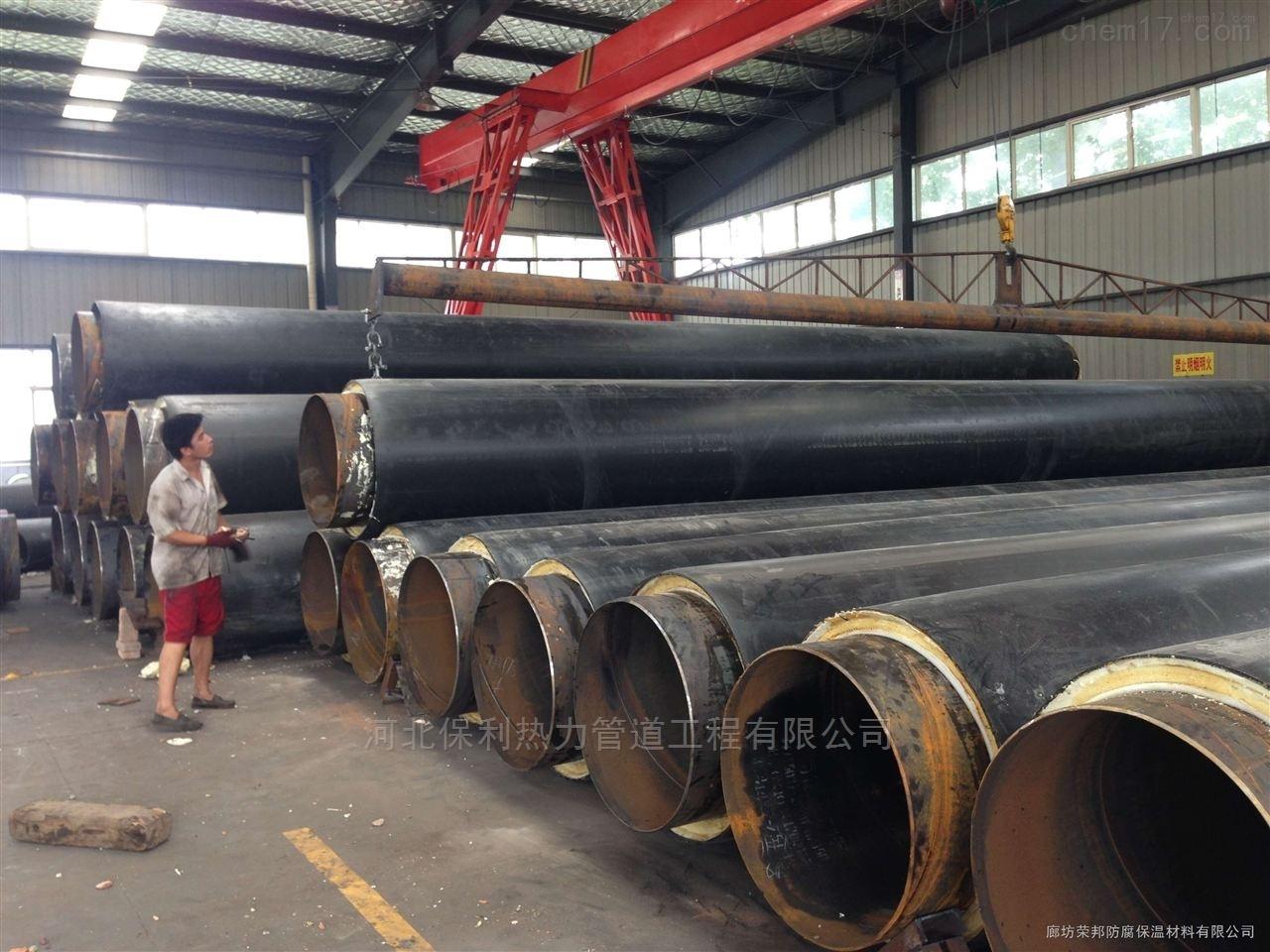 聚氨酯管道保温管厂家,水暖直埋管道市场价