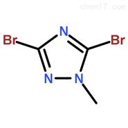 3,5-二溴-1-甲基-1,2,4-三氮唑