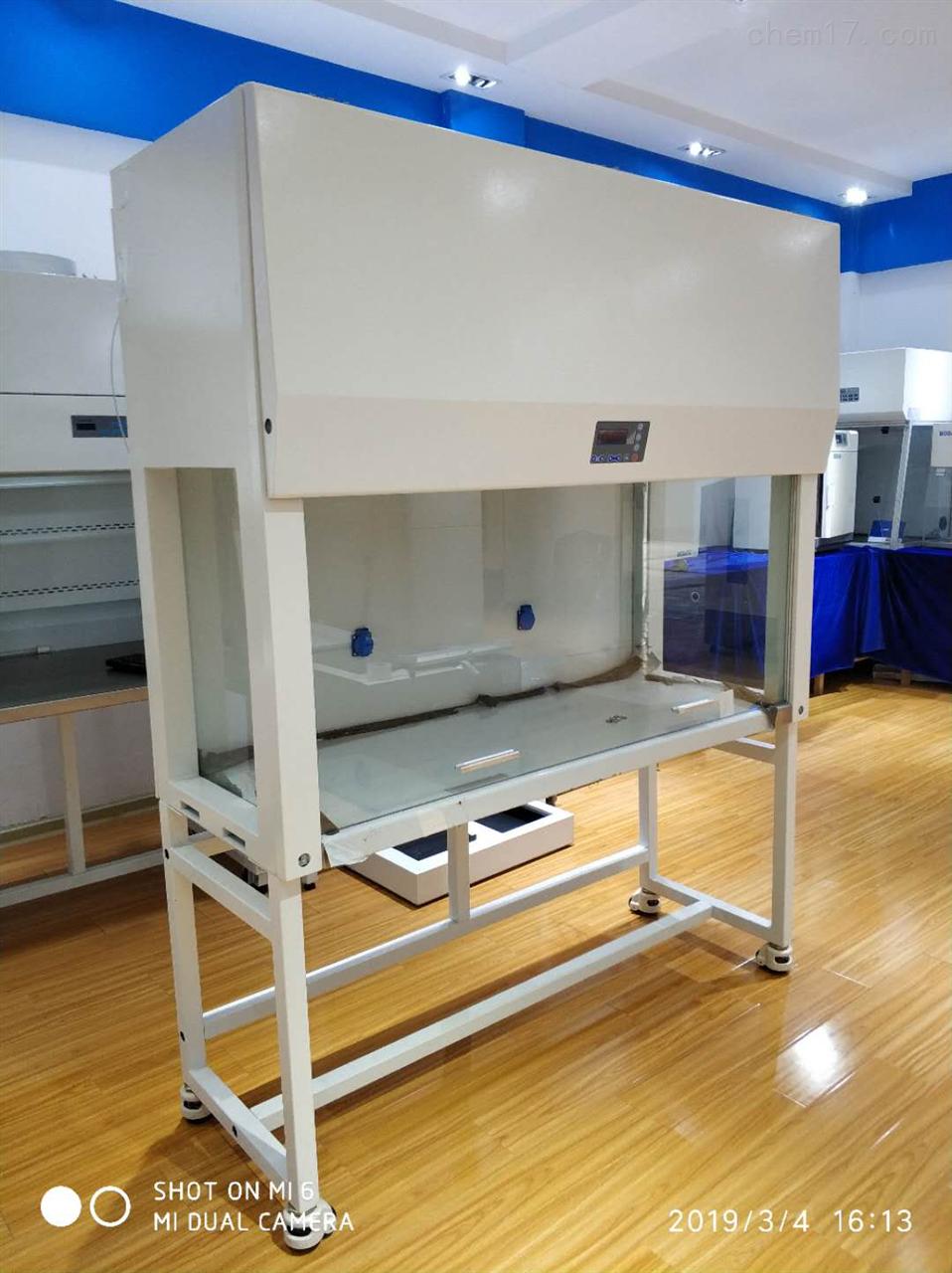 鑫贝西超净台美联邦209E、ISO5级
