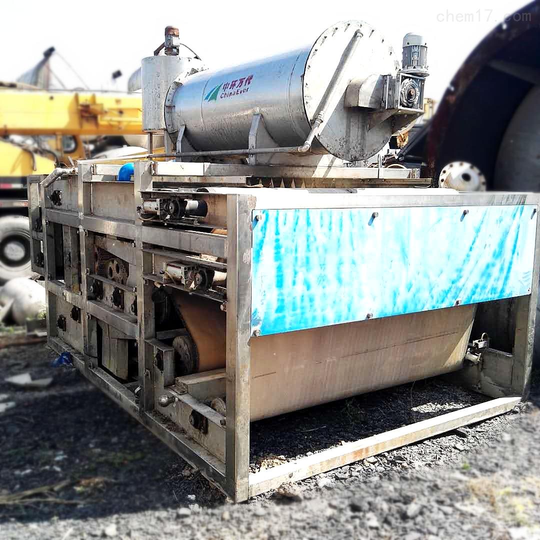 带式压滤机回收价格