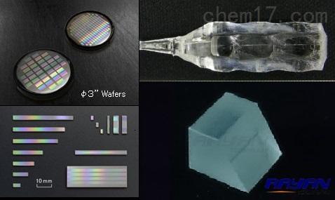 激光晶体/闪烁体/激光核心光学元件