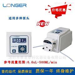 L100-1S-18通道兰格蠕动泵L100-1S-1