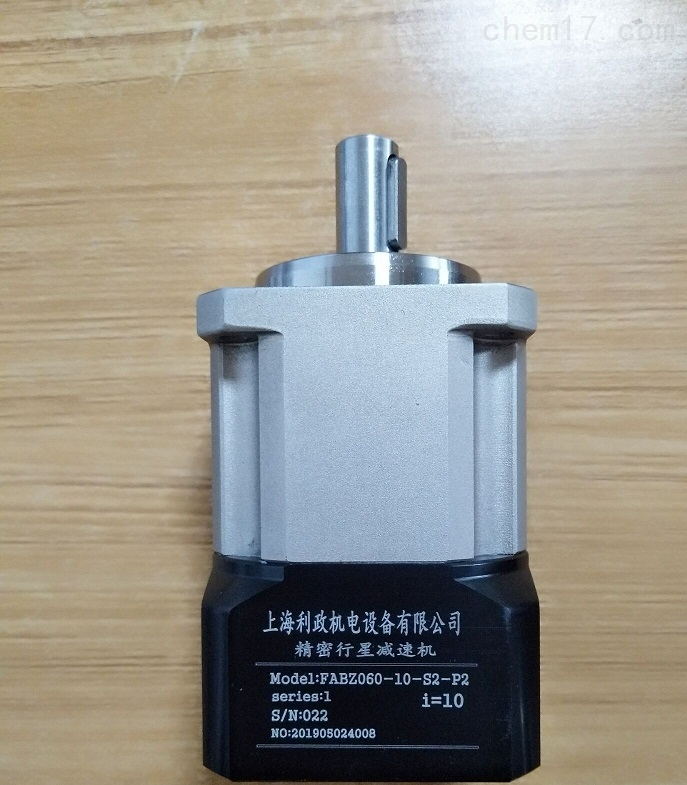 供应FABZ060-10单极精密伺服行星减速机