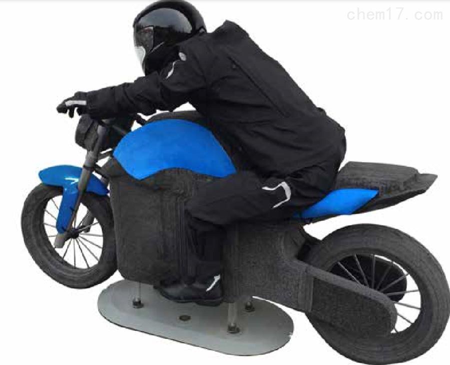 4A主动安全测试假人:摩托车