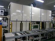 整機自動進出料真空箱式氦檢設備