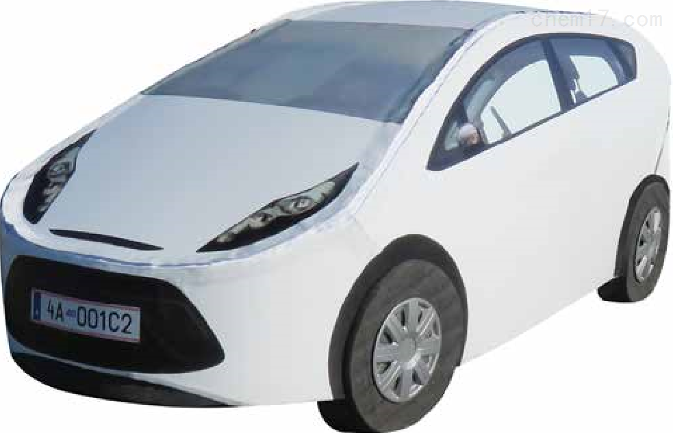 4A主动安全测试假人4activeC2 独立轿车目标