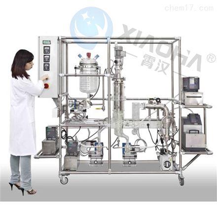 薄膜分子蒸馏装置