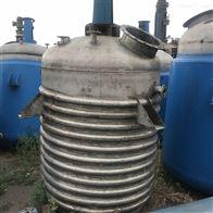 回收各种型号二手反应釜