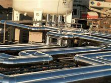 LNG站保温施工