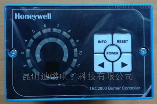 HONEYWELL燃烧控制器TBC2800A1000