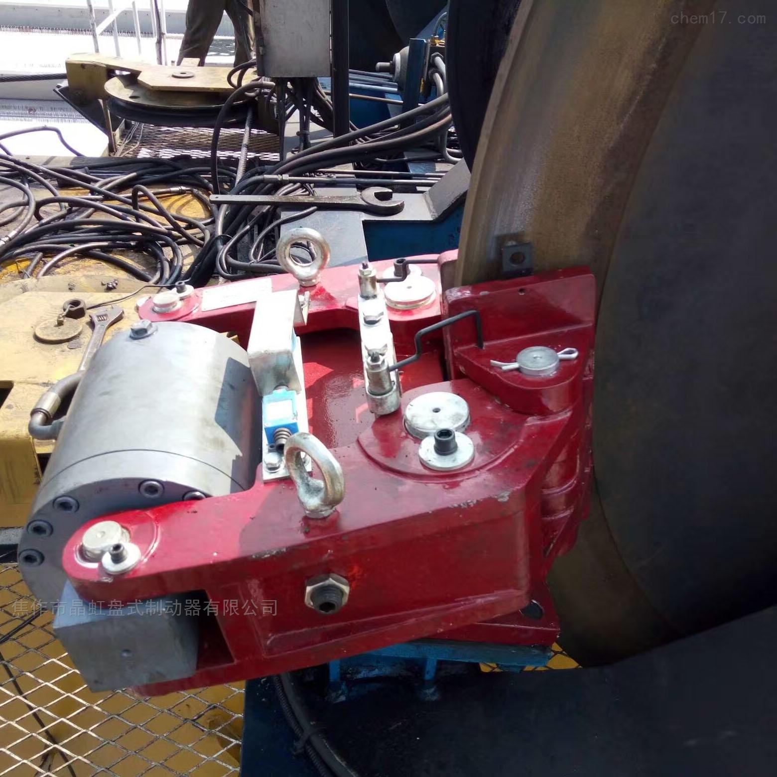 绞车SBD250-A安全制动器