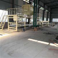 防火岩棉复合板设备双面复合水泥沙浆