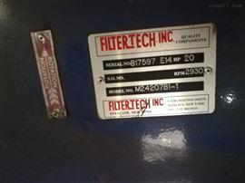 美国Filtertech真空泵M24207BI