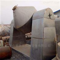 1-10立方二手3000L真空双锥回转干燥机提供安装
