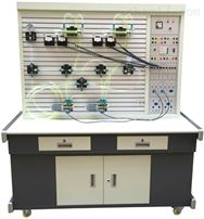 VSYY-19B透明液壓傳動PLC控制實訓裝置(內泵站)