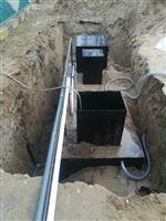 每天80噸地埋式一體化污水處理設備