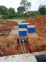 每天100噸地埋式一體化污水處理設備