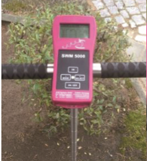德国steps土壤温湿度计SWM 5000