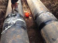 DN450直埋供热管网聚氨酯保温管工况常识