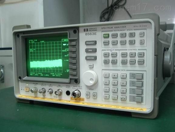 销售/草莓app下载污HP8563E频谱分析仪8563E高价收购