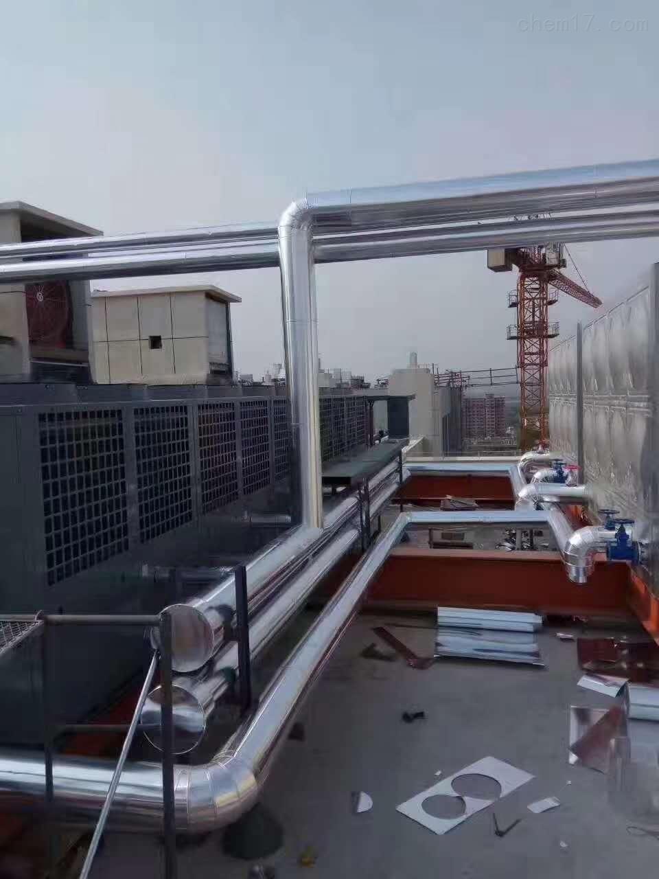 承接通风管道做保温安装报价