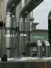 承接张家口食品厂热水管道施工