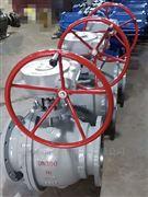 蝸輪固定式液化氣天然氣燃氣球閥