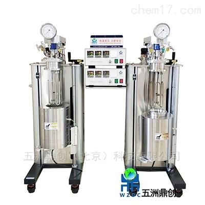WZ北京WZ系列实验室机械搅拌高压不锈钢反应釜