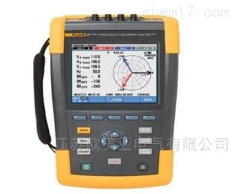 Fluke 437-II电能质量分析仪