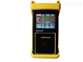 SMG3001普景廠家SMG3001三相相位伏安表
