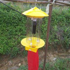 YT-SC15立杆式太阳能杀虫灯价格