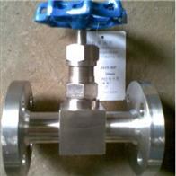 J48H不鏽鋼法蘭針型閥廠家