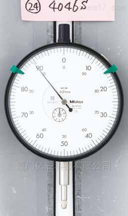 2048S-10日本三丰特种指针式指示表